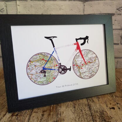 Le Tour de France 2021 Print