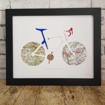 Tour de France 2021 Wall Art